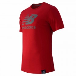New Balance CAMISETA MC LOGO MT53511 CED