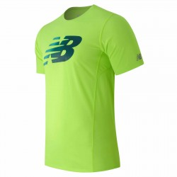New Balance CAMISETA MC ACC LOGO MT53066 TOX