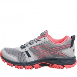 Reebok V72375 RIDGERIDER TRAIL GREY/BLACK/COAL/PINK