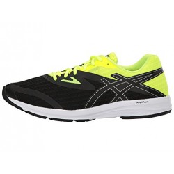 Asics SX480 9093 Amplica Black/Silver/Safety Yellow 9093