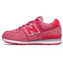 New Balance KL574 V0G KIDS LIFESTYLE ROSA