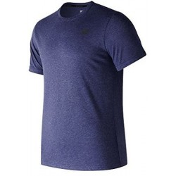 New Balance CAMISETA MC HEATHER MT73080 PGM