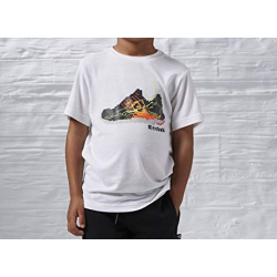 Reebok B UP TEE BLANCO AK0506