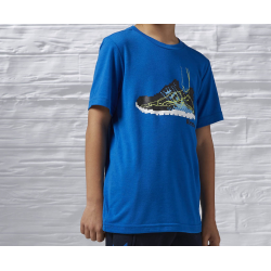 Reebok B UP TEE BLUSPO AK0504