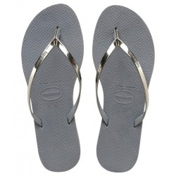 Havaianas YOU METALIC STEEL GREY 4135102.5178.F17
