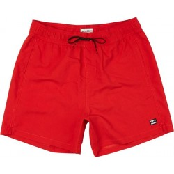 Billabong H1LB16 40 RED ALL DAY LB 16
