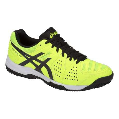 Asics E511Y 750 GEL-PADEL PRO 3 SG FLASH YELLOW/BLACK