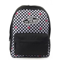 Vans WM REALM BACKPACK ROSE CHECKERBOA VN0A3UI6YFK1