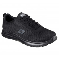 SKECHERS 77125EC HERREN WORK RELAXED FIT: FLEX ADVANTAGE - BENDON SR