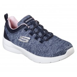 SKECHERS 12965 NVPK DYNAMIGHT 2.0 - IN A FLASH