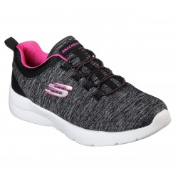SKECHERS 12965 BKHP DYNAMIGHT 2.0 - IN A FLASH