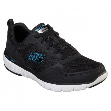 SKECHERS 52954 BLK FLEX ADVANTAGE 3.0