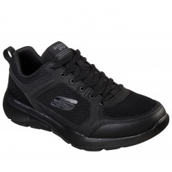 SKECHERS 52940 BBK RELAXED FIT: EQUALIZER 3.0