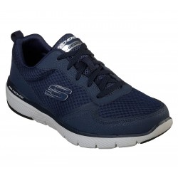 SKECHERS 52954 NVY FLEX ADVANTAGE 3.0