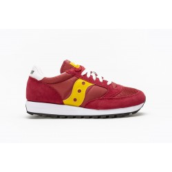 SAUCONY JAZZ ORIGINAL VINTAGE MARRON/YELLOW S70368-80