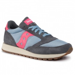 SAUCONY JAZZ ORIGINAL VINTAGE CHARCOAL/BLUE FOG/ORANGE S70368-106