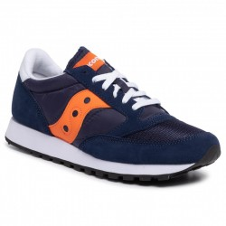 SAUCONY JAZZ ORIGINAL VINTAGE NAVY/ORANGE S70368-81