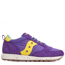 SAUCONY JAZZ TRAIL PURPLE/YELLOW S70463-2