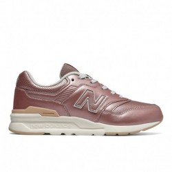 New Balance ROSE GOLD METALLIC/ SEA SALT GR997 HRS
