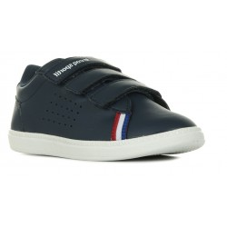 le coq sportif 1920229 COURTSTAR PS SPORT BBR DRESS BLUE/OPTICAL 1920229 DRESS BLUE