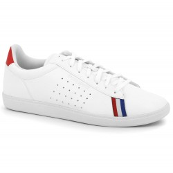 le coq sportif COURTSTAR SPORT OPTICAL WHITE/PURE RED 1920097