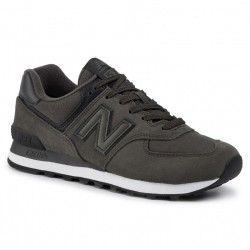 New Balance CAMO GREEN/BLACK ML574 ECA