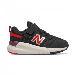 New Balance BLACK/VELOCITY RED IH009 LA1