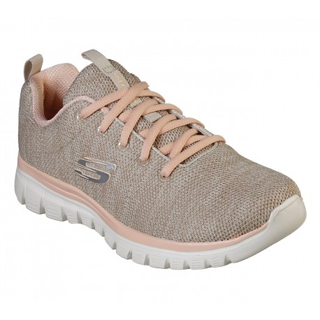 Skechers GRACEFUL - TWISTED FORTUNE 12614 NTCL