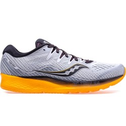 SAUCONY S20514-45 RIDE ISO 2 GREY/WHITE S2051445