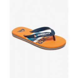 QUICK-SILVER MOLOKAI SLAB YOUTH BLUE/BLUE AQBL100423 XBBN