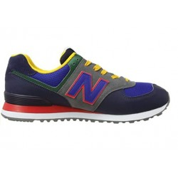 New Balance PIGMENT/ENERGY RED ML574 MD2
