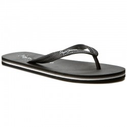 PEPE JEANS BLACK SWIMMING RUBBER PMS70035 999