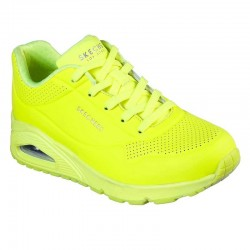 Skechers UNO NIGHT SHADES NEON/YELLOW 73667 NYEL