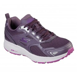 Skechers 128075 PLUM GO RUN CONSISTENT