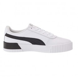 PUMA 37032521 CARINA L WHITE-BLACK