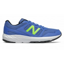 New Balance KIDS RUNNING COBALT/LIME YK570 BE