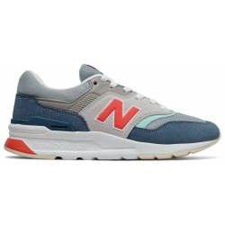New Balance STONE BLUE/TORO RED CW997 HAR