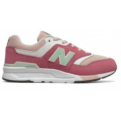 New Balance MADDER ROSE/SMOKED SALT GR997 HAP
