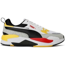 Puma X-RAY 2 SQUARE WHITE-RED 37310810