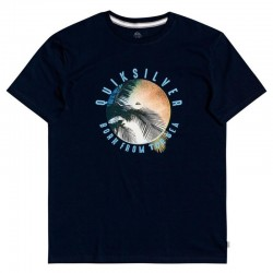 QUICK-SILVER OCEAN OF NIGHT M TEES EQYZT06381 BYJ0