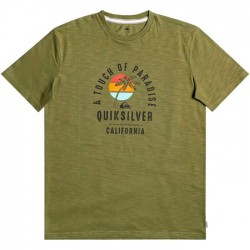 QUICK-SILVER QUIET HOURS M TEES EQYZT06387 GPH0