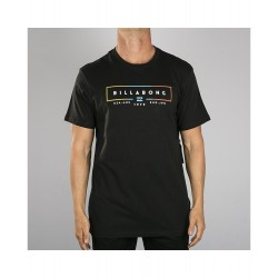 BILLABONG UNITY SS TEE BLACK Q1SS57 19