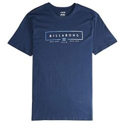 BILLABONG UNITY SS TEE DARK BLUE Q1SS57 709