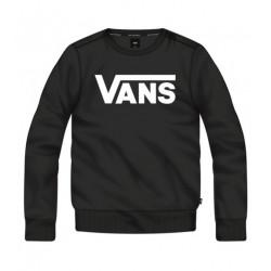 Vans MN VANS CLASSIC CREW II BLACK/WHITE VN0A456AY281