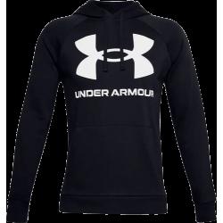 Under Armour UA RIVAL FLEECE BIG LOGO HD BLU 1357093 432