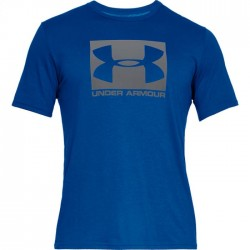 Under Armour UA BOXED SPORTSTYLE SS BLU 1329581 400