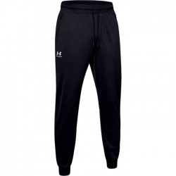 Under Armour SPORTSTYLE TRICOT JOGGER BLK 1290261 001