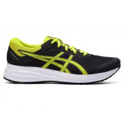 Asic PATRIOT 12 BLACK/SAFETY YELLOW 1011A823 005