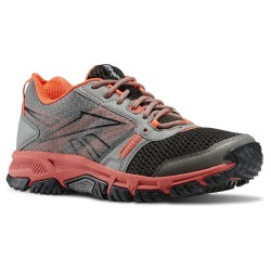 Reebok RIDGERIDER TRAIL GREY/CHERRY/GRVL/BLK V66072