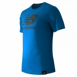 New Balance CAMISETA MC LOGO MT53511 SON